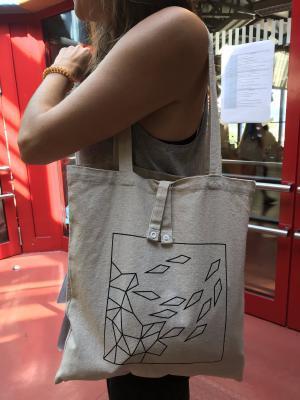 ASAB attendee bag